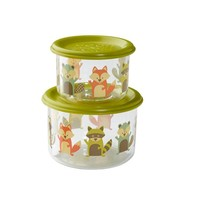 Ore Originals Good Lunch Containers S/2 Small Fox