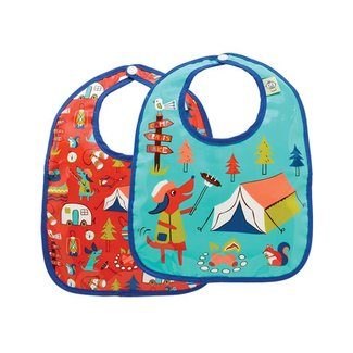 Ore Originals Mini Bib Gift Set/2 Happy Camper