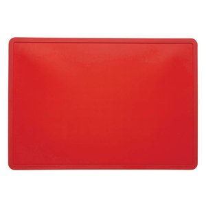 Ore Originals Placemat Silicone Rich Red