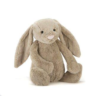 Jelly Cat Bashful Beige Bunny - Large