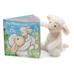 Jelly Cat My Mom And Me Book