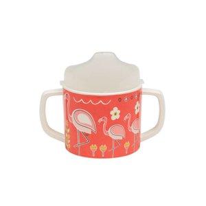 Ore Originals Sippy Cup - Flamingo