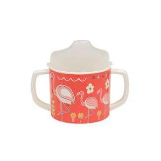 Ore Originals Sippy Cup - Flamingo