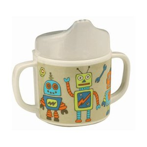 Ore Originals Sippy Cup Retro Robot