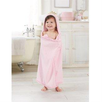 Mud Pie Princess Crown Hooded Towel