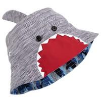 Mud Pie Shark Bite Sun Hat