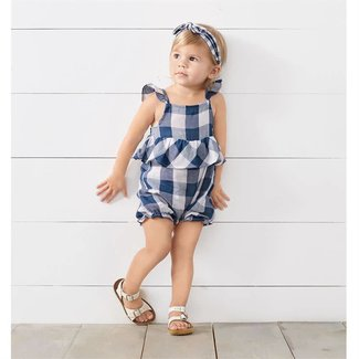 Mud Pie Gingham Bubble