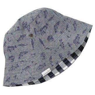 Mud Pie Reversible Fishing Hat