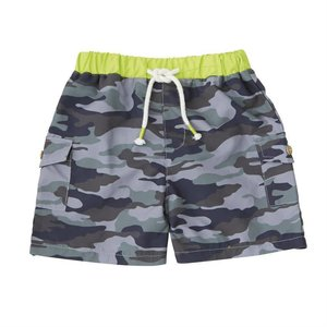 Mud Pie Camo Swim Trunks