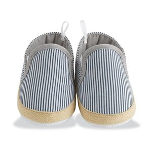 Mud Pie Chambray Pre-Walker Shoe