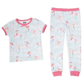 Mud Pie Mermaid Pajamas