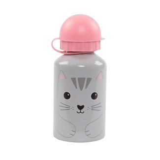 Sass & Belle Nori Cat Kawaii Friends Water Bottle