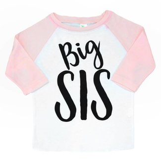 Gigi and Max Big Sister T-Shirt