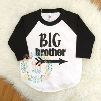 Gigi and Max Big Brother T-Shirt