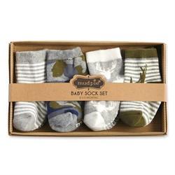socks + leggings