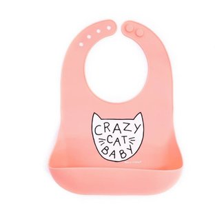 Bella Tunno Wonder Bib - Crazy Cat