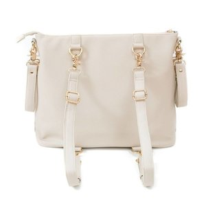 Bella Tunno Boss Bag Back Pack - Stone