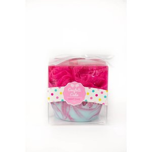 Feeling Smitten Confetti Cake Cupcake Soap