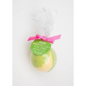 Feeling Smitten Bath Bomb - Lime Cooler
