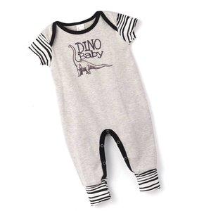Tesa Babe Dino Baby Short Sleeve Romper