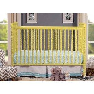 Million Dollar Baby Jenny Lind 3-in-1 Crib - Sunshine