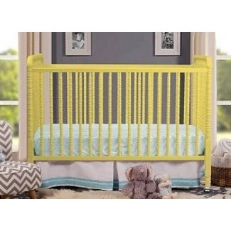 Million Dollar Baby Jenny Lind 3-in-1 Crib - Sunshine