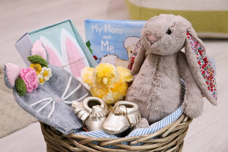 March 5, 2018 Easter Baskets