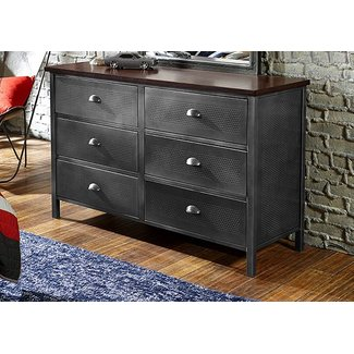 Hillsdale Furniture Urban Quarters Youth Dresser