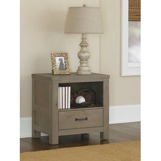Hillsdale Furniture Highlands Nightstand - Driftwood