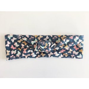 Macie and me Knotted Headband - Butterfly