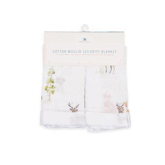 Little Unicorn Cotton Muslin Security Blanket - Oh Deer