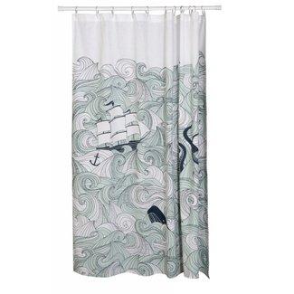 Shower Curtain Odyssey