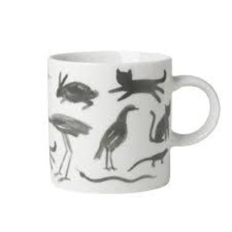 Now Designs Mug Secret Garden Short