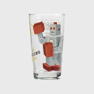 Cubic Roboutique Mixer Glass - Pugila