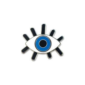 iDecoz Evil Eye Sticker Pin