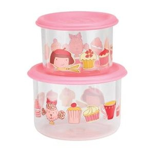 Ore Originals Good Lunch Small Containers - Cupcake