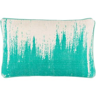 Bristle Pillow Teal