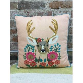 Reindeer Pillow Blush