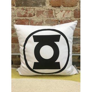Green Lantern Pillow Cover 16