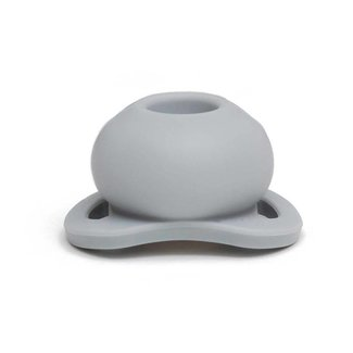 Doddle & Co Oh Happy Grey Pacifier Pop