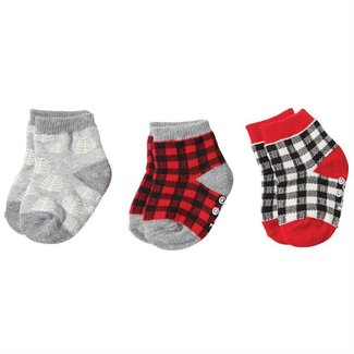 Mud Pie Alpine Village Sock Set
