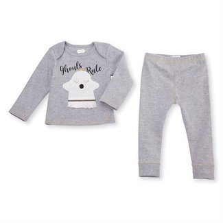 Mud Pie Ghouls Rule 2-Piece Set