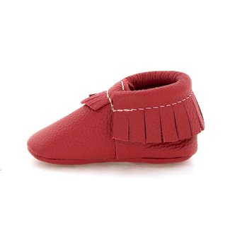 Freshly Picked Moccasins - Fire Engine