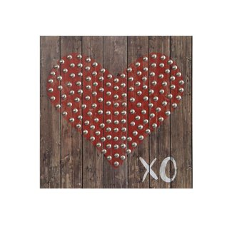 """10"""" Wall Decor with Heart"""