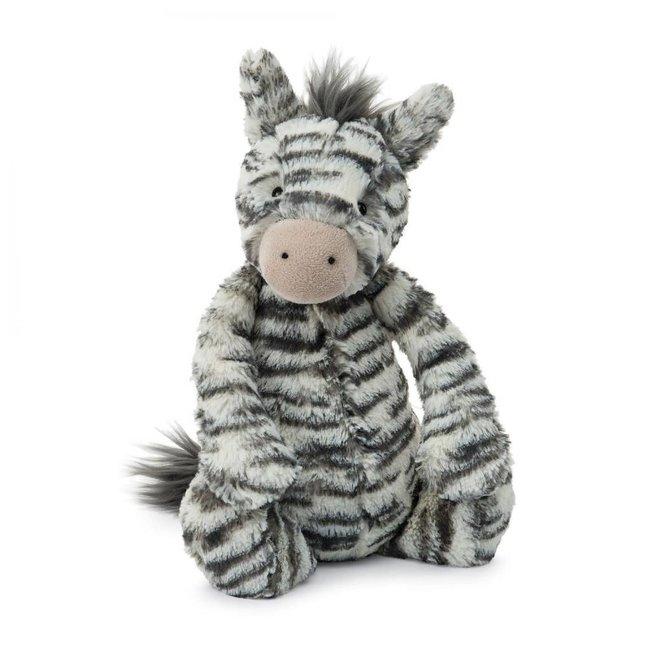 Jelly Cat Bashful Zebra Medium