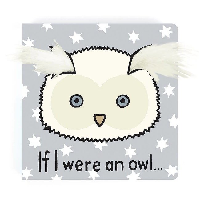 Jelly Cat If I Were An Owl