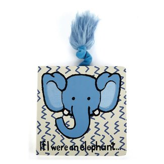 Jelly Cat If I Were An Elephant Book