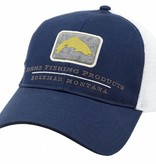 SIMMS SIMMS TROUT TRUCKER CAP - CLOSEOUT