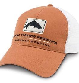 SIMMS TROUT TRUCKER CAP - CLOSEOUT