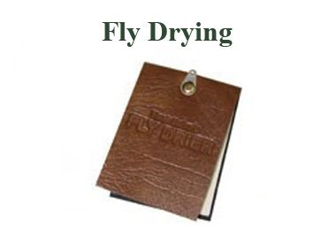 FLY DRYING